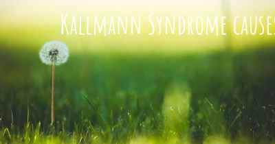 kallmann syndrome en diseasemaps sm 10