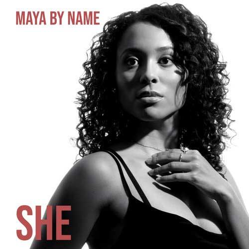 She album cover Maya by Name3