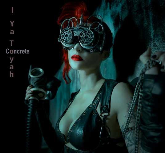 CONCRETE ALBUM ARTWORK