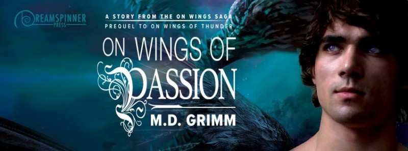 On Wings of Passion, by M.D. Grimm - Release Day Review