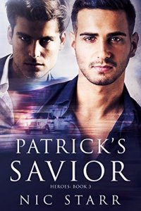 Release Day Review: Patrick's Savior by Nic Starr