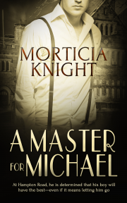 Book Review: A Master for Michael, by Morticia Knight