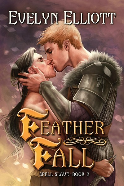 Feather Fall by Evelyn Elliott Release Day Review
