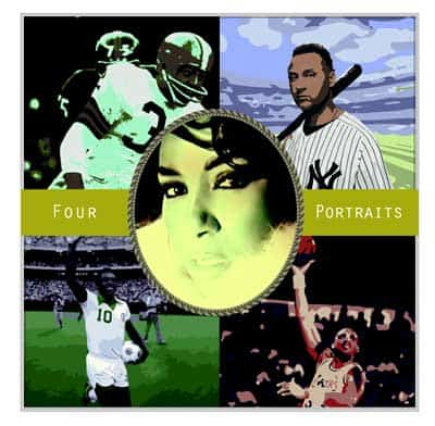 TRAEDONYA Four Portraits EP Cover