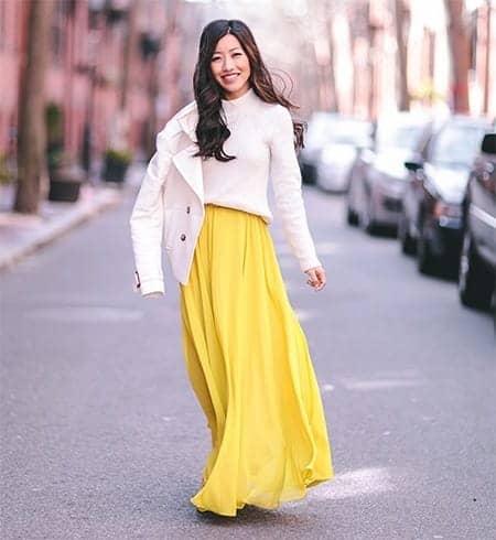 Chic Long Skirts for Women – Divine Magazine