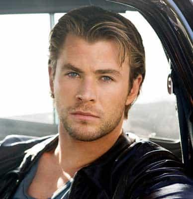 Dream Casting: Blood Divine- Chris Hemsworth as Randy