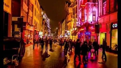 Nightlife london