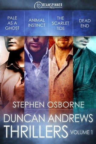 book review duncan andrews thrillers vol 1 by stephen osborne 59 1480935461