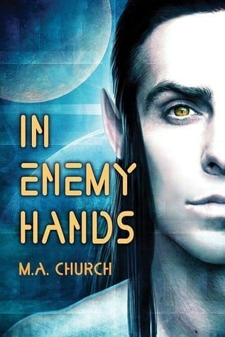 release day review in enemy hands by m a church 79 1483115357