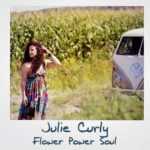 Cover Art Julie Curly Flower Power Soul 3000x3000