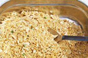 Fried Rice Coutesy of Serge Bertasius Photography