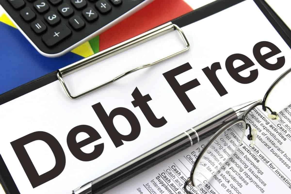 debt free 1