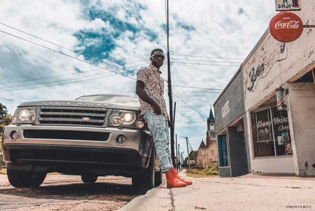 Mississippi's Emerging Rap Star Frank Stylez Teams Up With Viral