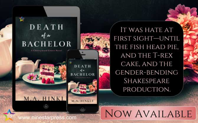 Death of a Bachelor Now Available
