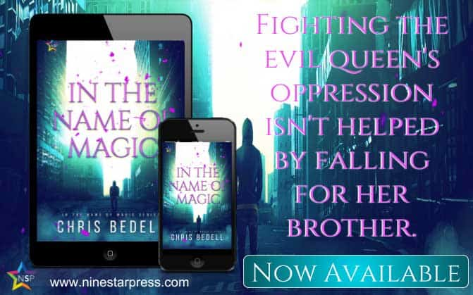 In the Name of Magic Now Available