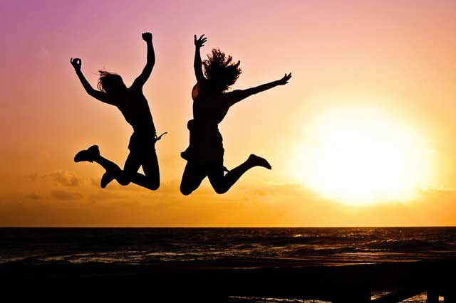 youth active jump happy 40815
