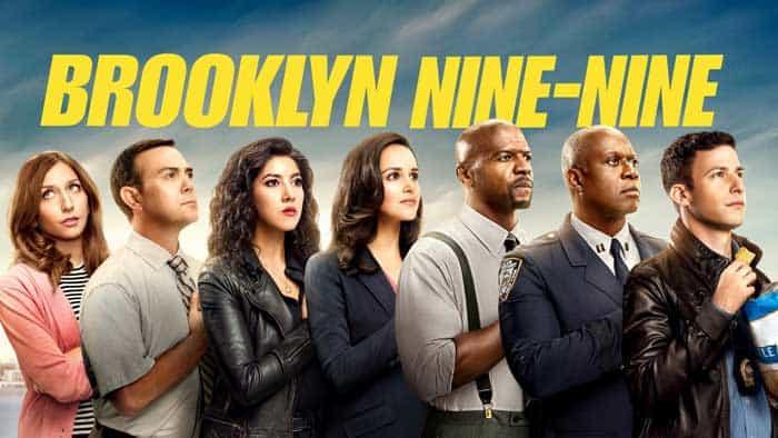 Brooklyn Nine Nine 1