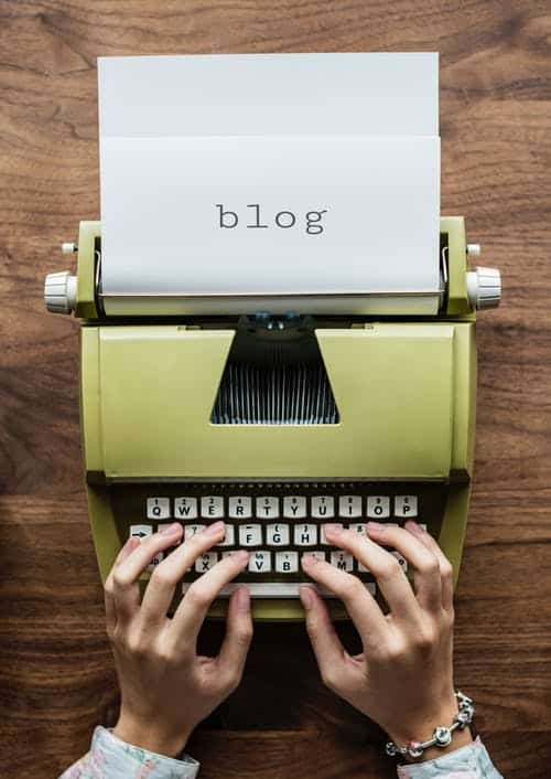 Top 5 Blogging Tips for 2019