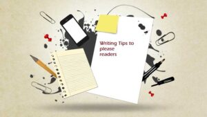 Writing Tips to Please Readers
