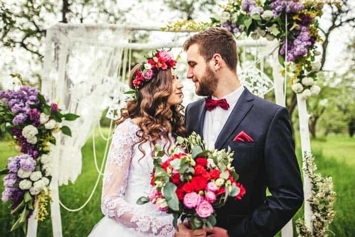 wedding flowers yarraville