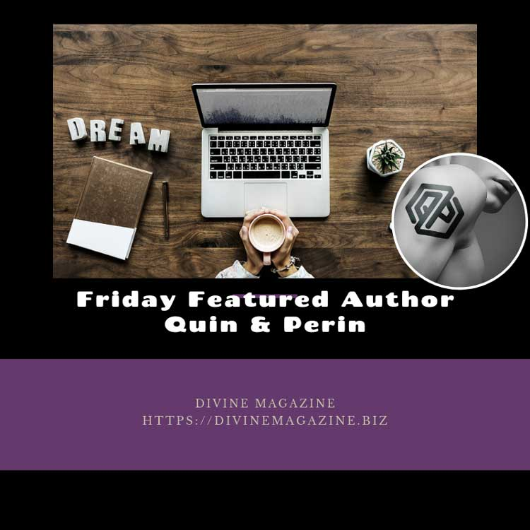 Friday Featured Author QuinPerin
