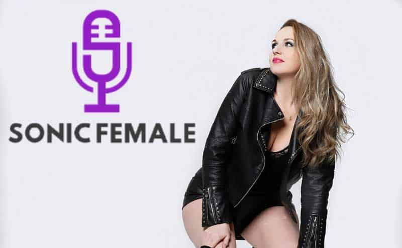Justine Blazer New Podcast Sonic Female 1