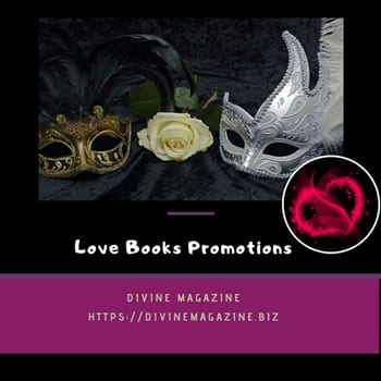 Love Books Promotions Blog Grahic