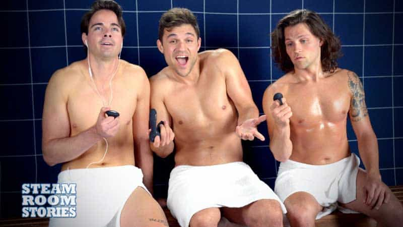 Steam Room Stories Episode Not Only For Gay Guys