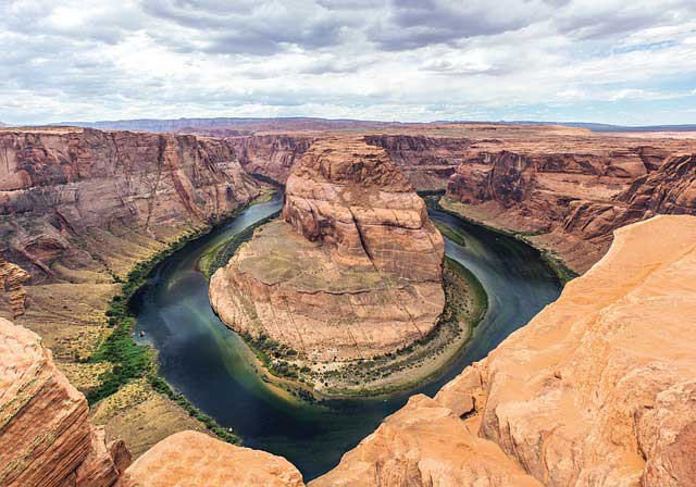 horseshoe bend 1630528 640