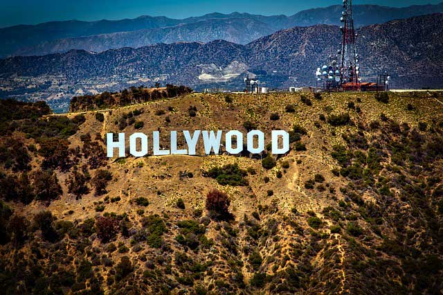 hollywood sign 1598473 640
