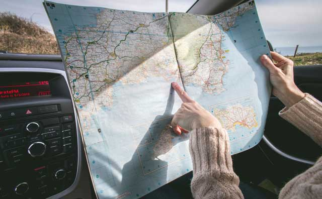 Plan your routes