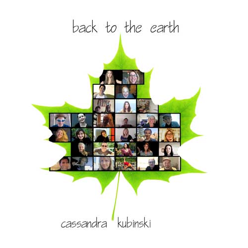 Cassandra Kubinski Back to Earth