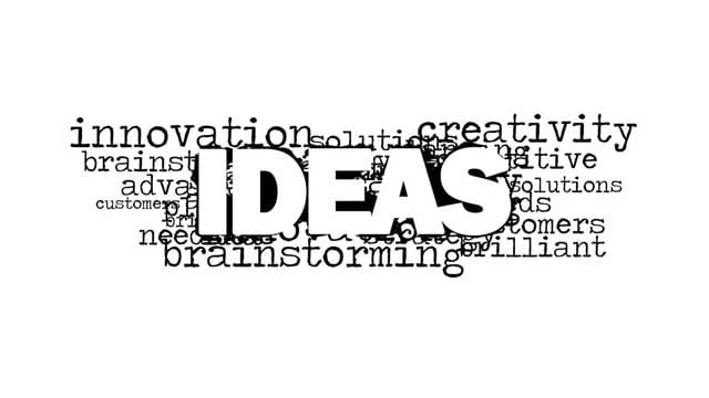 The ideas may be useful
