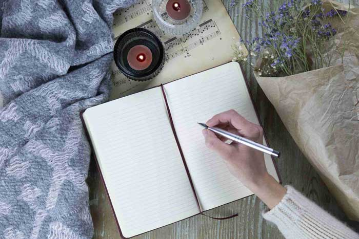 Why writing down your thoughts is beneficial