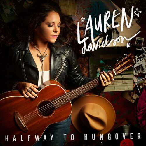 LaurenDavidson HalfwayToHungover