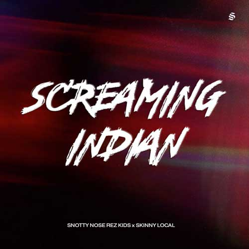 Screaming Indian Cover