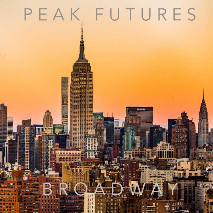 Peak Futures Broadway artwork