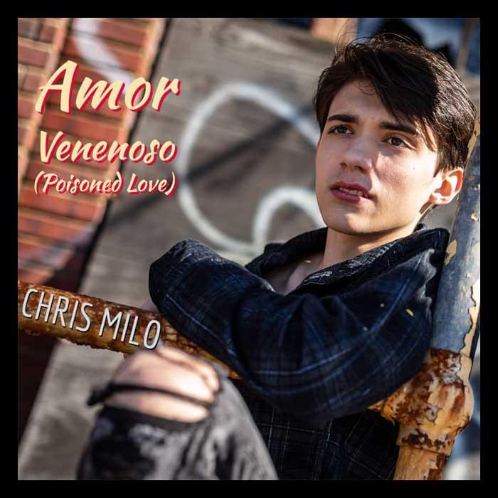 Chris Milo Poisoned Love cover 1