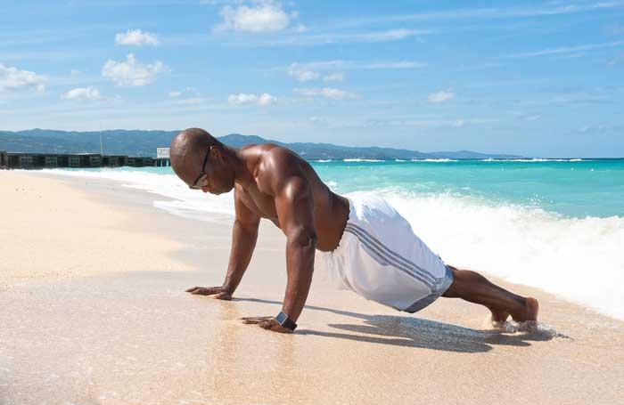 Christopher Clarke Bodyweight Exercises
