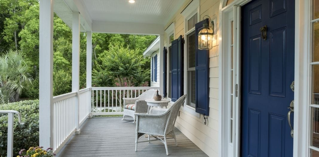 Ways To Upgrade Your Front Porch
