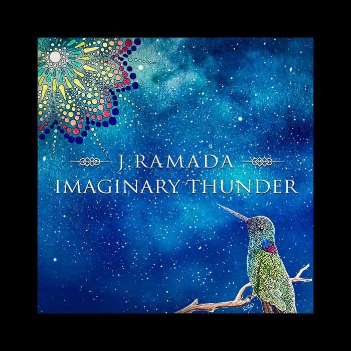 J Ramada Imaginary Thunder cover 1