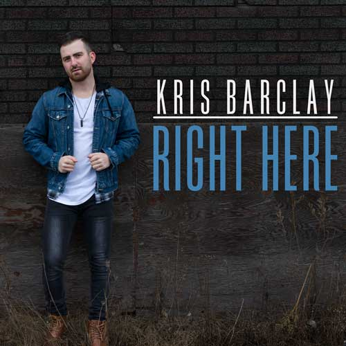 Kris Barclay Right Here