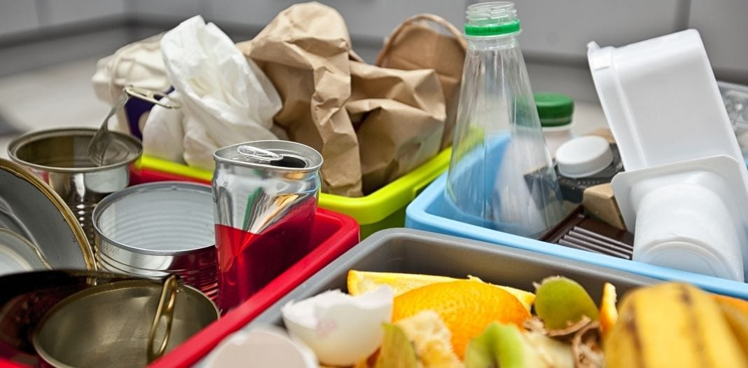 Steps To Building a Home Recycling Habit