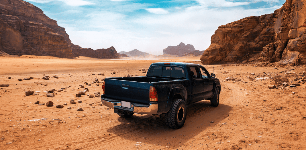 How To Prepare Your Truck for off-Roading