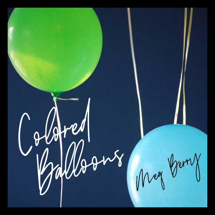 Meg Berry Colored Balloons